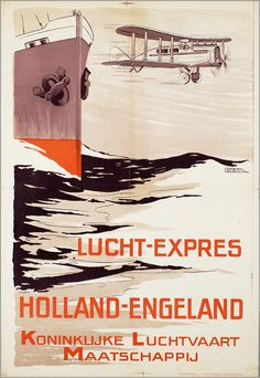 KLM Advertentie