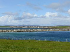 Churchill Barrier, Lamb Holm to Mainland Orkney, Scotland