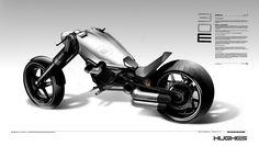 - by Aaron Hughes Motorcycle Design, Bike Design, Aaron Hughes, Bike Drawing, Bike Sketch, Concept Motorcycles, Bugatti, Vehicles, Priest