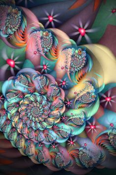 Spiral by magnusti78.deviantart.com on @deviantART