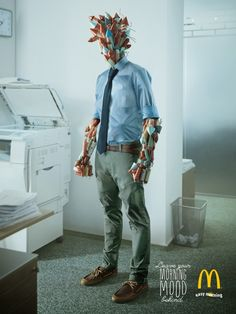The World's 17 Best Print Campaigns of 2013-14 | Adweek #goldenlion #cannes #mcdonald #unadv