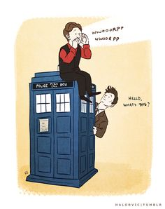 """"""" I want to be the man who makes the noise of the TARDIS. """" Quote from John Finnemore's Souvenir Programme (highly recommended if you haven't listened to it). It sounds like something that Arthur..."""