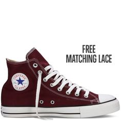 2a7431c203da Chuck Taylor Fresh Colors burgundy Womens Converse Sneakers