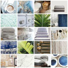 Home Color Palette || Town Lifestyle + Design