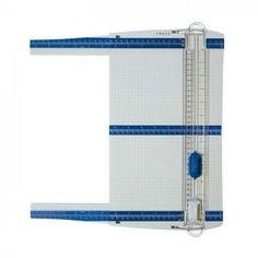 Papierschneidemaschine in inch & cm Book Folding