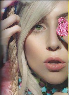 Lady Gaga ARTPOP artRAVE tour book