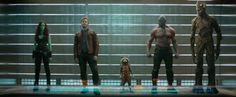 Guardians of the Galaxy | The 20 Biggest Movies Of 2015 According To Tumblr