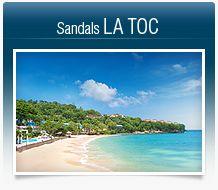 Sandals Resorts  Destination Weddings, Honeymoons  www.tie-the-knot-travel.com
