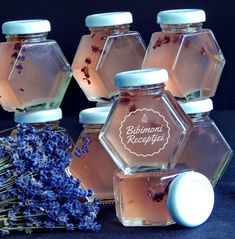 Burlap Crafts, Chocolate Fondue, Preserves, Perfume Bottles, Jar, Desserts, Recipes, Beauty, Food
