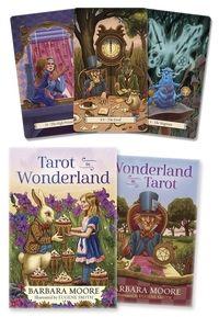 Llewellyn Worldwide - Tarot in Wonderland: Product Summary