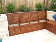 High Quality Bench Seating With Storage