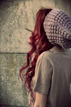 Ideas de tonos de cabello rojizos