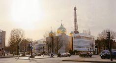 Notre–Dame de Poutine, ou l'incroyable histoire de l'église orthodoxe en plein Paris