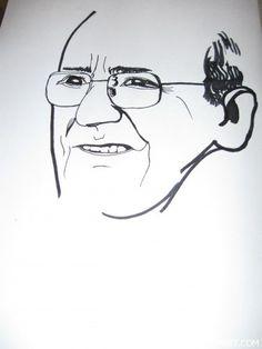 Pen Portrature - Image 4 http://www.dazzlemarket.com/ads/penink-portrature/