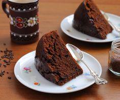 bolo de chocolate fofinho