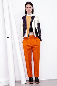 3.1 Phillip Lim Resort 2014 Collection Slideshow on Style.com