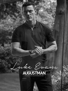 Welsh actor Luke Evans covers the July 2015 issue of August Man Malaysia, posing for images by photographer Alan Clarke /jedroot.com. Styled by Mark Anthony, Evans wears tailored looks from Bottega Veneta, Dolce & Gabbana, Calvin Klein Collection, Thom Sweeney and watches from Bulgari. This is the first art direction and coordination done by the Group Creative Director Melvin Chan for August Man Singapore and Malaysia cover.   Talking to the magazine about his movie career, Evans sh...
