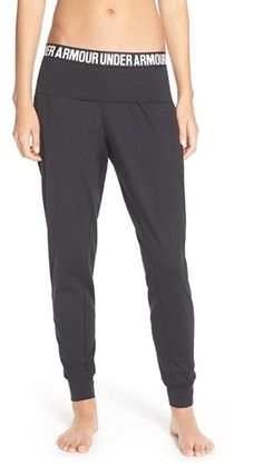 Under Armour 'Downtown' Knit Jogger Pants http://www.movetivate.net/r.php?link=2943 #fitness #sexy #hot #motivation #progress
