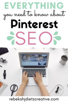 Not sure how to make keyword research and Pinterest SEO work for you? Click through for your guide on how to do Pinterest keyword research and optimize your account. #pinterestmarketing #pintereststrategy #digitalmarketing #entrepreneurtips Seo Marketing, Marketing Digital, Affiliate Marketing, Marketing Training, Content Marketing, Media Marketing, Seo For Beginners, Search Engine Optimization, Seo Optimization