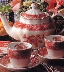 Spode Camilla Pink tableware