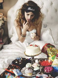 sweets for breakfast? YES PLEASE
