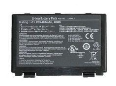Akku Batterie für A32-F82 L0690L6 Asus K40 K40E