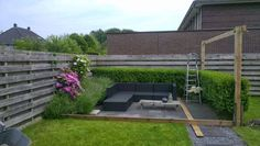 Vanbinnen Styling: Tuinveranderingen!