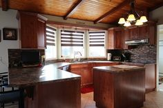 Kitchens - Pedersen Cabinet Works Ltd. Kitchens, Cabinet, Home Decor, Clothes Stand, Homemade Home Decor, Kitchen, Home Kitchens, Closet, Decoration Home