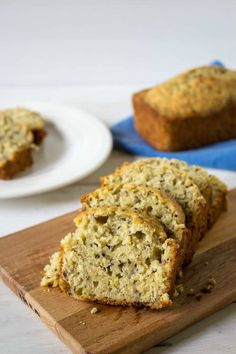 Banana Bread with quinoa! beyondthechickencoop.com