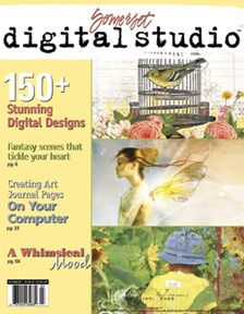 Somerset Digital - beautiful! So many techniques I want to learn!