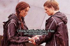 Always been Peeta
