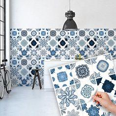 Piastrelle adesive pvc per cucina - decorazione moderni |... https ...