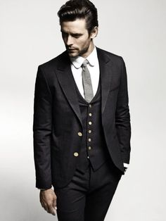 Always a Gentleman... Never a Saint