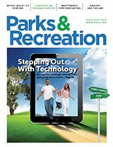 The Feb. issue of Parks & Recreation was all about technology trends shaping the field of parks and recreation (and the ones that won't).