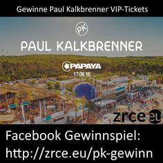 2x2 Paul Kalkbrenner VIP Tickets http://ift.tt/1N5qqfK  Am 17. August kommt Paul Kalkbrenner an den kroatischen Zrce Beach.  Gewinne 2 VIP Tickets und feiere mit einer Person deiner Wahl in der legendären VIP Area des Papaya Open Air Clubs (#11 Top100Clubs Mag List). Außerdem bekommt ihr den ganzen Abend 2 Cocktails zum Preis von einem.  Drücke den LIKE Button für diesen Beitrag um teilzunehmen! Das Gewinnspiel endet am Sonntag den 01.05.16 um 23:59 Uhr und die Gewinner werden auf unserer…