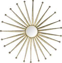 Capella Sunburst Mirror