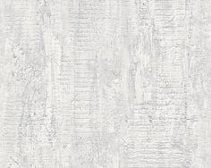 Fantastisch Tapete Nr. 944263 Aus Der Schöner Wohnen 6 ✓ Kostenloser Versand ✓  Livingwalls Vliestapete In Grau, Silber ✓ Tapeten Von TapetenMax®