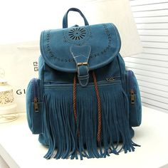 Cheap bag change, Buy Quality bags for 17 laptops directly from China bag glasses Suppliers:stacy bag hot sale women leather backpack youth girl tassel small vintage travel backpack female casual travel bag scho