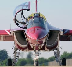 Today, Alenia Aermacchi signed a deal to sell 30 trainers to the Israeli Air Force. Yay! M346 is made in Italy.