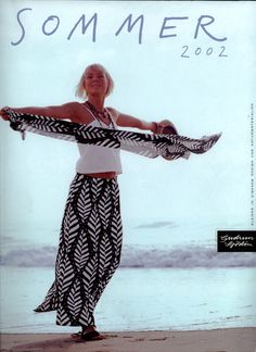 Gudrun Sjödén Catalogue - Summer 2002