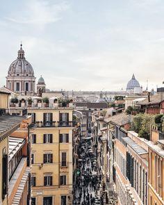 ROME |  IG, Pinterest - @lxrps