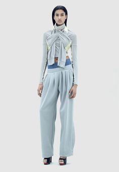 Mirte Engelhard - Fashion Design | Photography - Meinke Klein | Styling - Pascal-Joel Weber | Make-up & Hair Artist - Chiao Li Hsu | Model - Imaan @ CODE | LIKE & FOLLOW -->  www.facebook.com/MirteEngelhardFashion www.instagram.com/mirte_engelhard