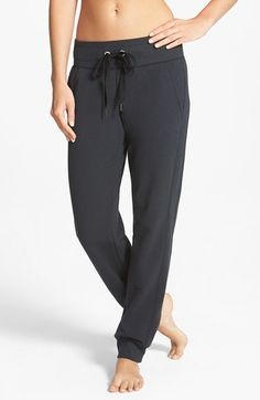 Zella Low Rise Skinny Fleece Sweatpants (Online Only) | Nordstrom - $36 + $55 post-sale