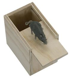 Amish Mouse Box Surprise Toy
