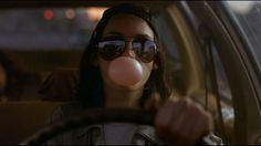 Winona Ryder in NIGHT ON EARTH (1991) | DoP: Frederick Elmes | Dir: Jim Jarmusch
