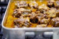 Oxtail stew? Yes please.