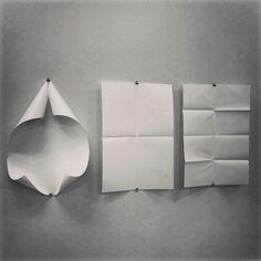 Ryan Gander, The Mechanics of Form 1 (a, b, c) at Centre Pasquart, Biel via wefindwildness instagram