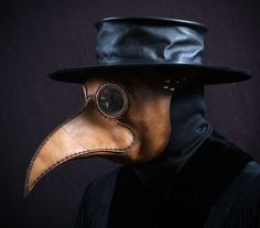 plague mask doctor