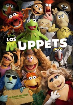 An awesome poster of all your favorite characters from Disney's The Muppets: Kermit the Frog, Miss Piggy, Fozzie Bear, Animal, and many more! Need Poster Mounts. Jim Henson, Walt Disney, Disney Magic, The Muppets 2011, Peliculas Audio Latino Online, Mejores Series Tv, Fraggle Rock, The Muppet Show, Miss Piggy