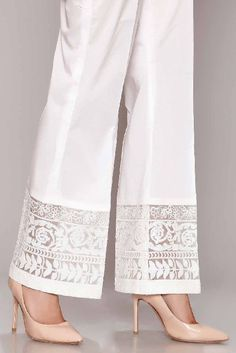 prodImg - Wedding World Plazzo Pants, Salwar Pants, Trouser Pants, Slacks, Harem Pants, Salwar Designs, Blouse Designs, Fashion Pants, Hijab Fashion